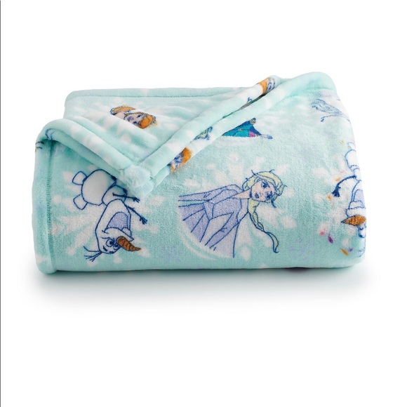 Disney Frozen Plush Blanket
